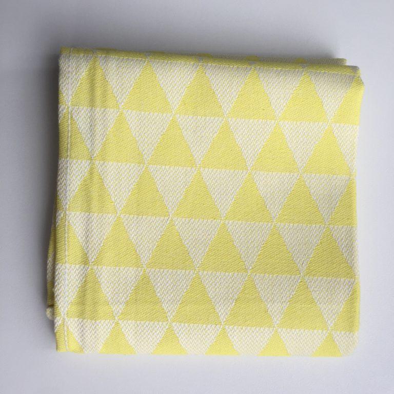 teatowel-triangles-yellow
