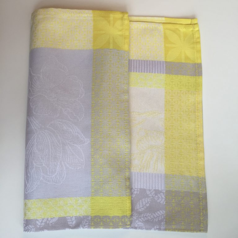 napkin-fateba-flowers-yellow