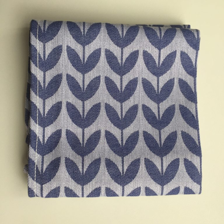 teatowel-leaves-blue