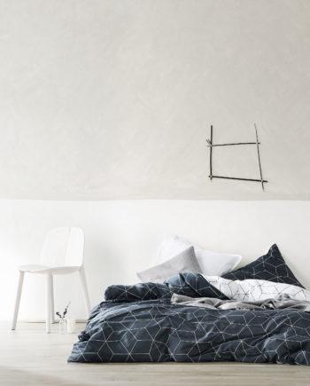 dark blue quilt cover bed linen hk singapore