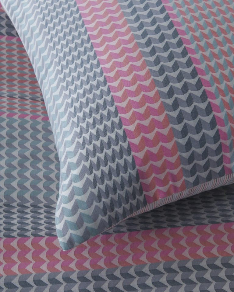 Camber duvet close up