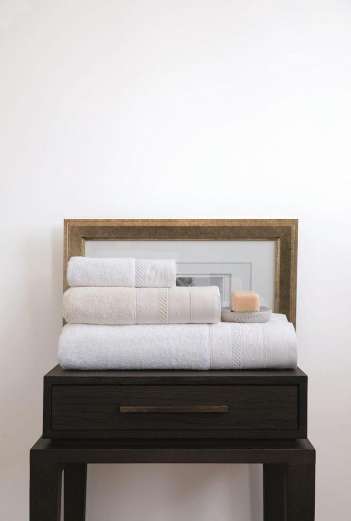 Allegra towels