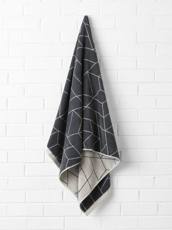 cos bath towel greystone
