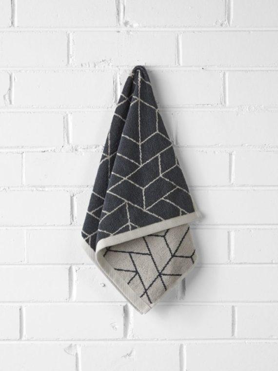 cos hand towel greystone