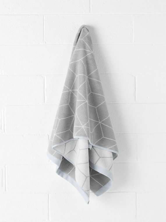 sine bath towel dove