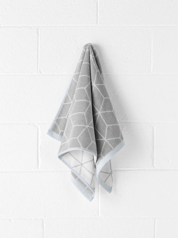 sine hand towel dove