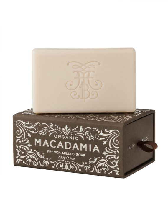 Maine Beach Macadamia Soap
